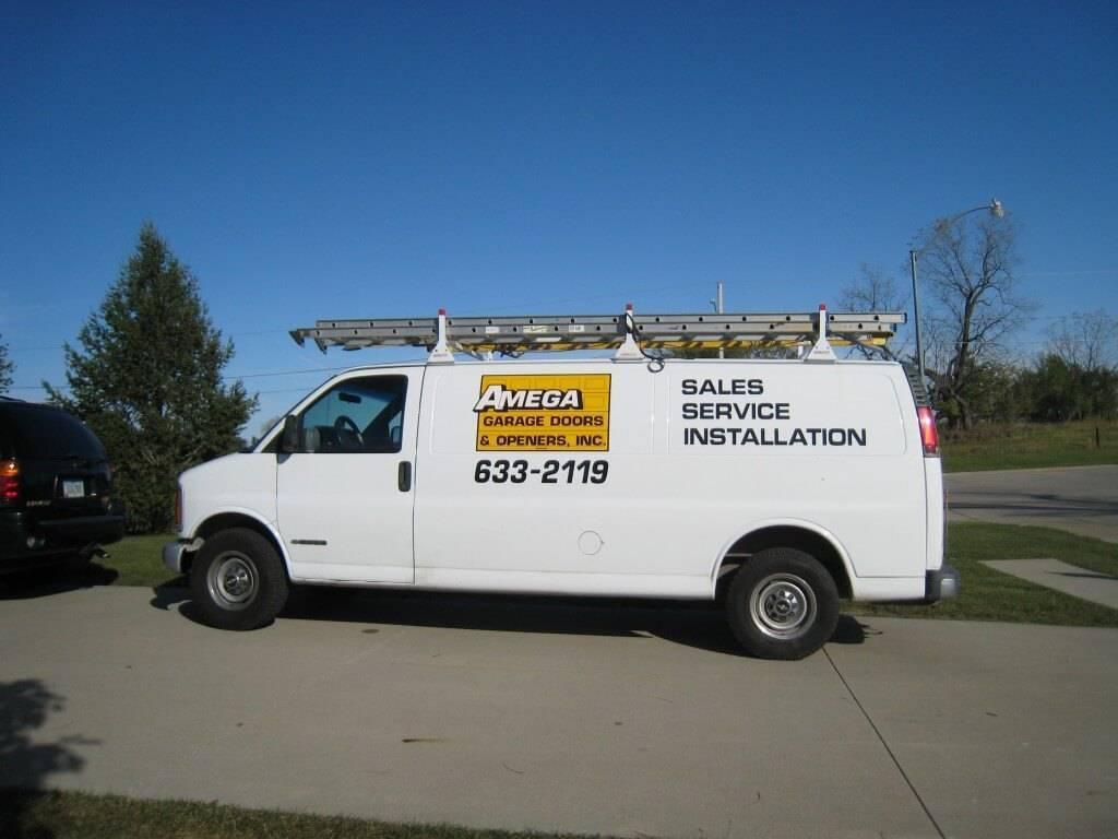 Amega Garage Doors And Openers Repair Services