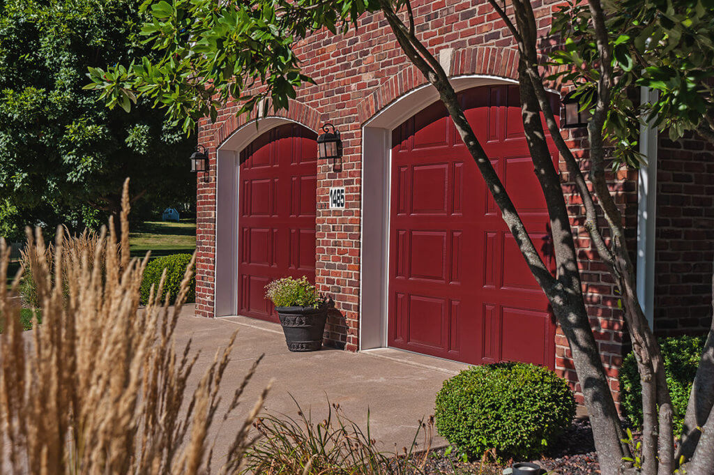 fiberglass garage door des moines iowa