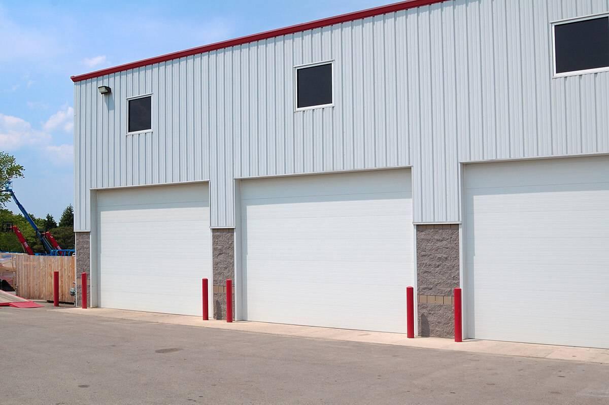 Amega Garage Doors And Openers Professional Installation