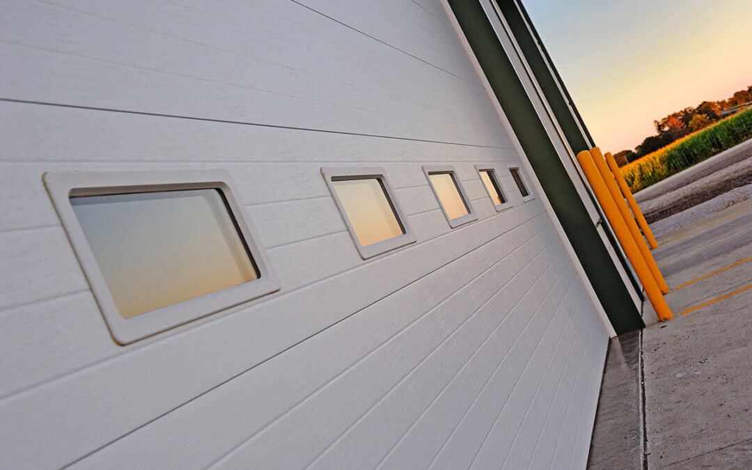 amega garage doors and openers des moines area micro-grooved