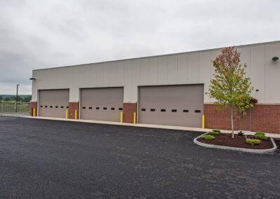 Steel Micro-Grooved Garage Doors