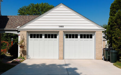 Five Facts About Your Garage Door