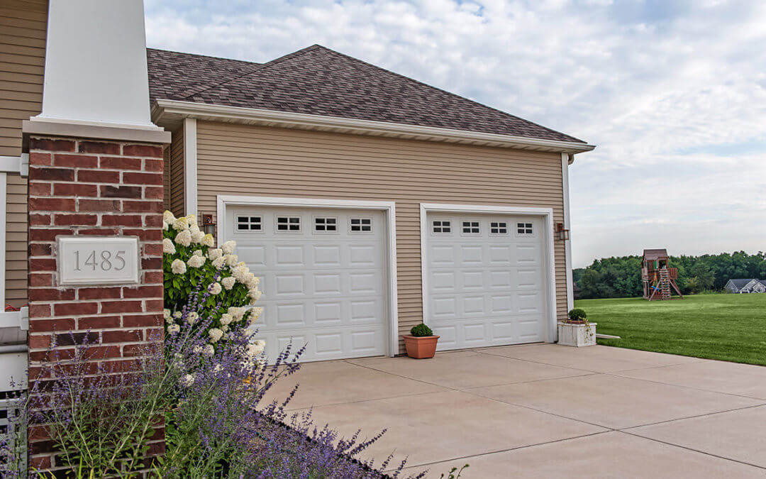 Spring Cleaning and Your Garage Door