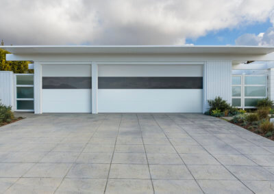 Sterling Series Garage Doors from the Studio Collection