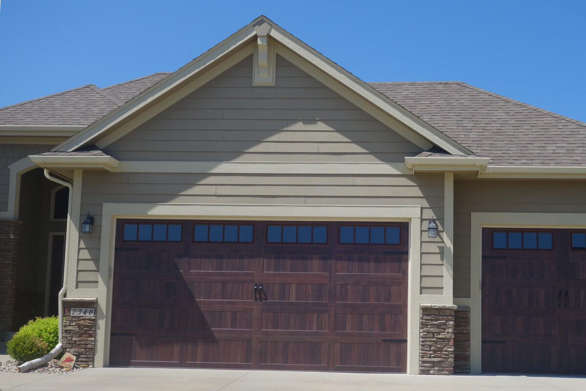 Garage Doors And Openers In The Des Moines Area Amega