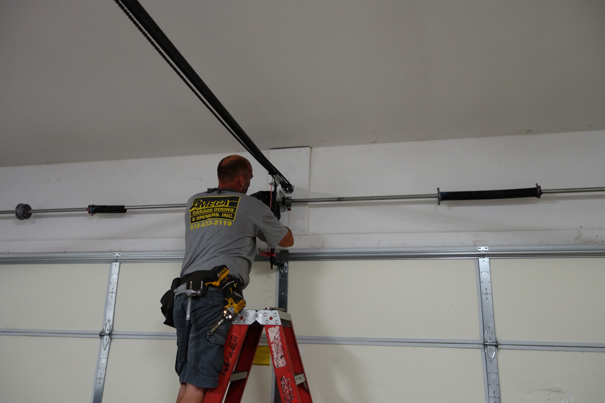 Amega Garage Doors And Openers Inspections And Maintenance
