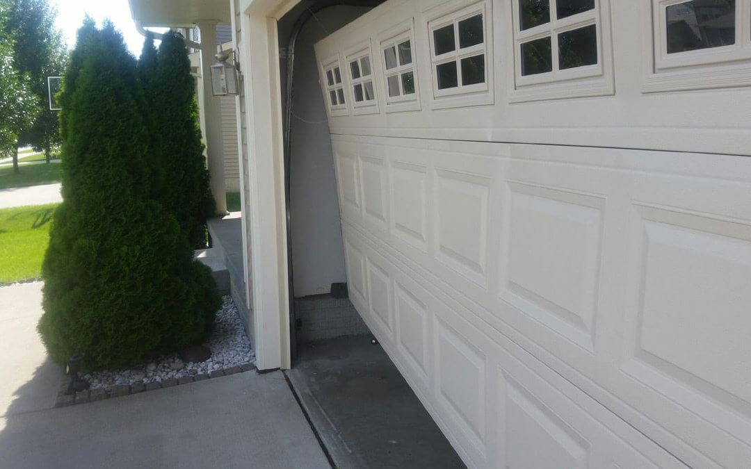 Staying Safe Around Garage Doors