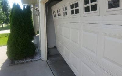 Staying Safe Around Garage Doors